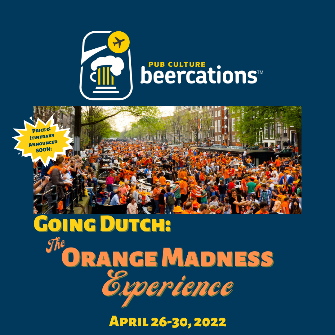 Going Dutch: Beer of the Netherlands